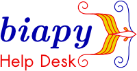 Biapy Help Desk